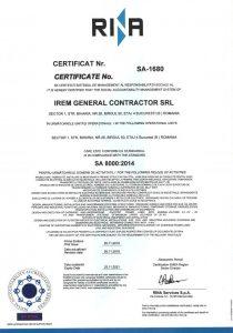 IREM General Contractor S.R.L. SA 8000-2014_nr SA-1680,exp 25.11.2021jpg_Page1
